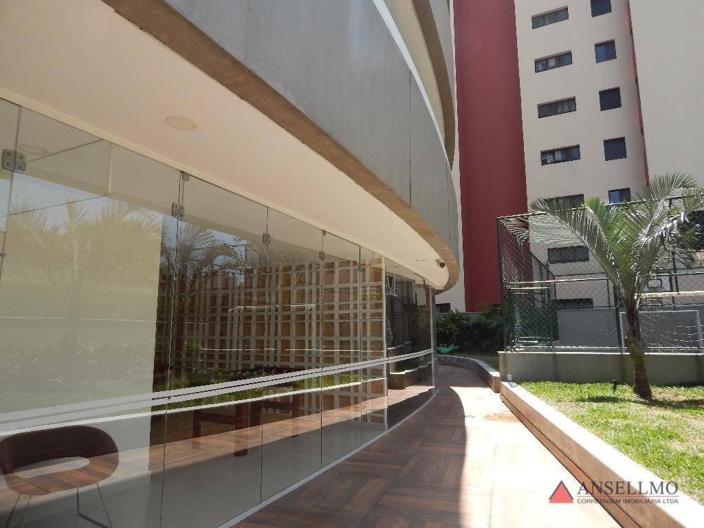 apartamento com 3 dormitórios à venda, 104 m² por r$ 480.000,00 - baeta neves - são bernardo do campo/sp - ap1455
