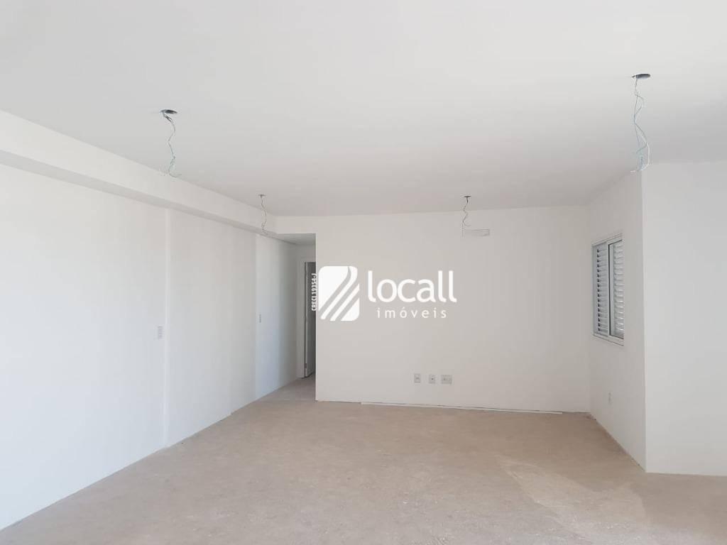 apartamento com 3 dormitórios à venda, 104 m² por r$ 560.000 - jardim urano - são josé do rio preto/sp - ap1896