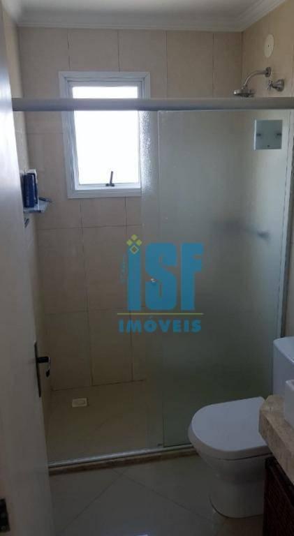 apartamento com 3 dormitórios à venda, 104 m² por r$ 800.000,00 - km 18 - osasco/sp - ap24423