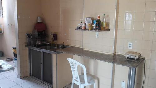 apartamento com 3 dormitórios à venda, 105 m² por r$ 295.000 - farias brito - fortaleza/ce - ap3607