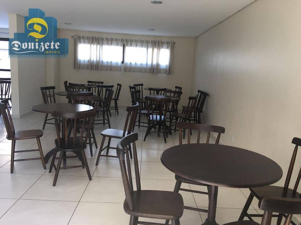 apartamento com 3 dormitórios à venda, 105 m² por r$ 500.000,00 - vila bastos - santo andré/sp - ap5619