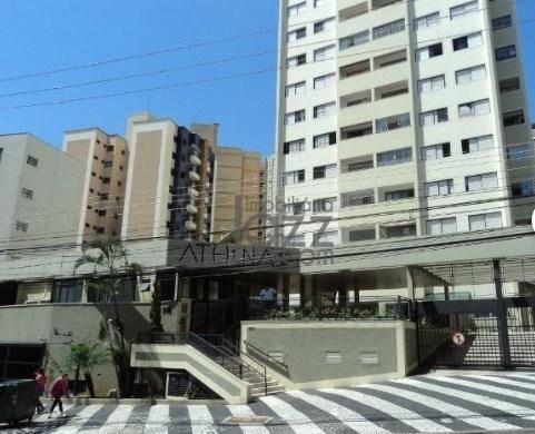 apartamento com 3 dormitórios à venda, 105 m² por r$ 550.000,00 - vila itapura - campinas/sp - ap2146