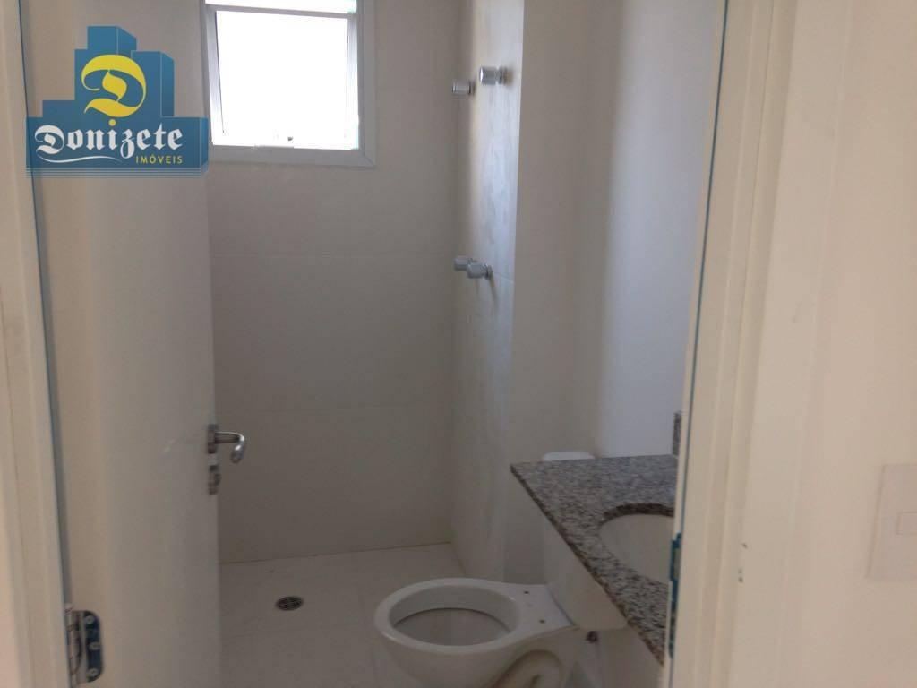 apartamento com 3 dormitórios à venda, 105 m² por r$ 624.000,00 - vila gilda - santo andré/sp - ap6828