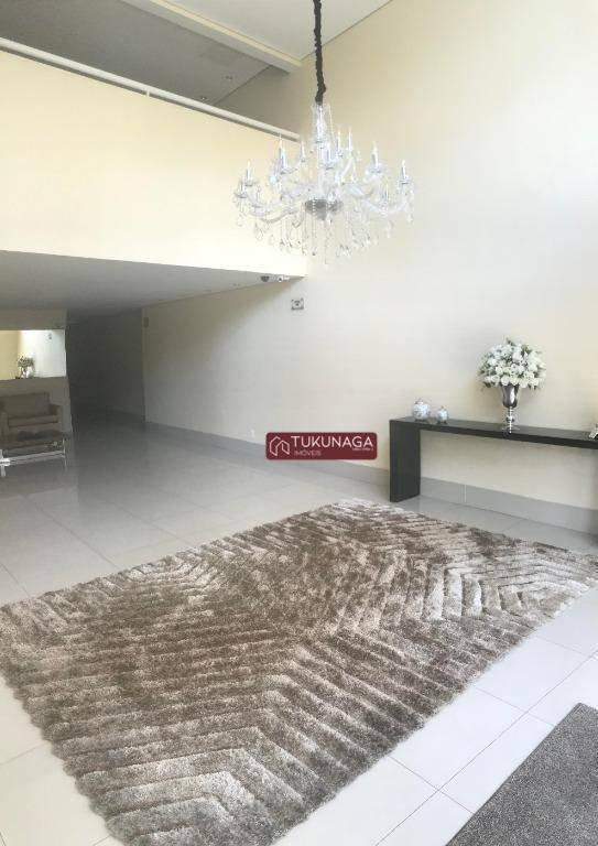 apartamento com 3 dormitórios à venda, 105 m² por r$ 851.000 - chácara califórnia - são paulo/sp - ap3285