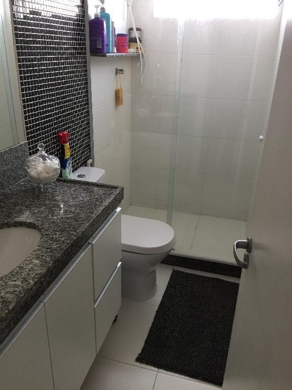 apartamento com 3 dormitórios à venda, 106 m² por r$ 430.000,00 - boa viagem - recife/pe - ap1745