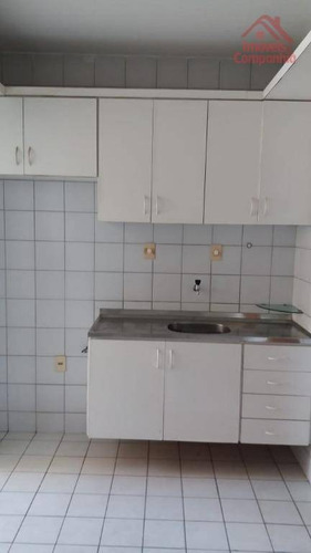 apartamento com 3 dormitórios à venda, 108 m² por r$ 480.000,00 - joaquim távora - fortaleza/ce - ap1475