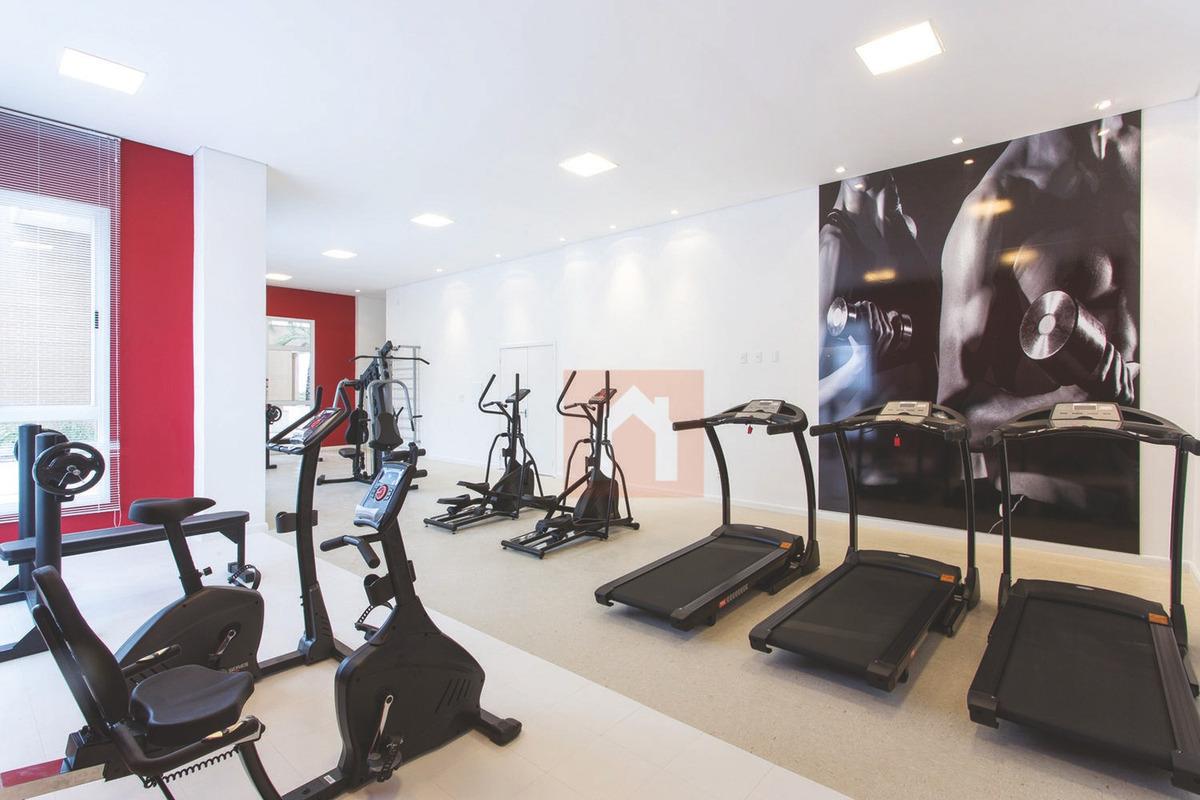 apartamento com 3 dormitórios à venda, 110 m² por r$ 460.000,00 - cristo redentor - caxias do sul/rs - ap0642