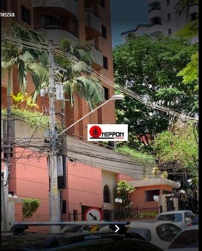 apartamento com 3 dormitórios à venda, 110 m² por r$ 508.800 - vila andrade - são paulo/sp - ap1479