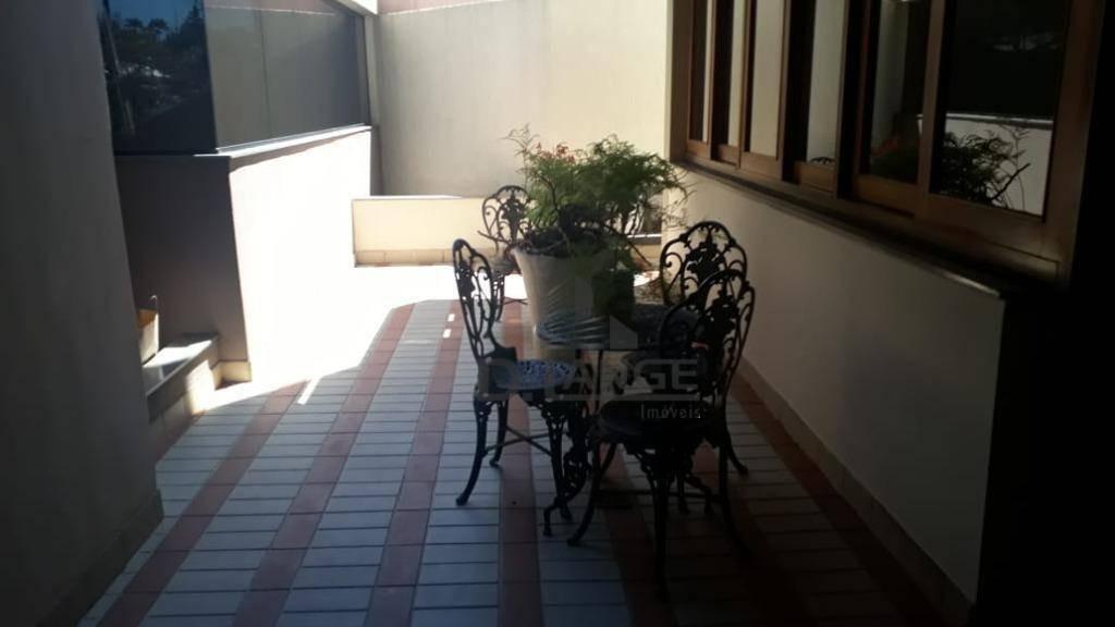 apartamento com 3 dormitórios à venda, 110 m² por r$ 520.000,00 - cambuí - campinas/sp - ap18310
