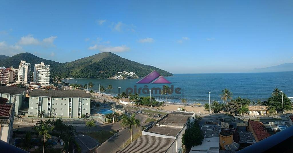 apartamento com 3 dormitórios à venda, 110 m² por r$ 590.000,00 - martim de sá - caraguatatuba/sp - ap9051
