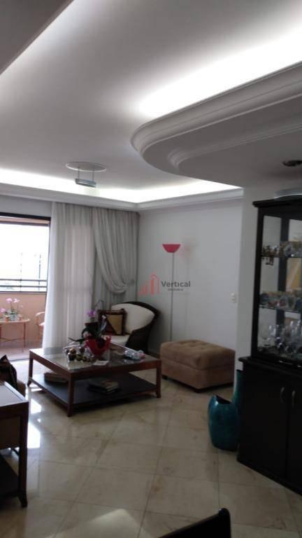 apartamento com 3 dormitórios à venda, 110 m² por r$ 790.000,00 - vila formosa - são paulo/sp - ap5939