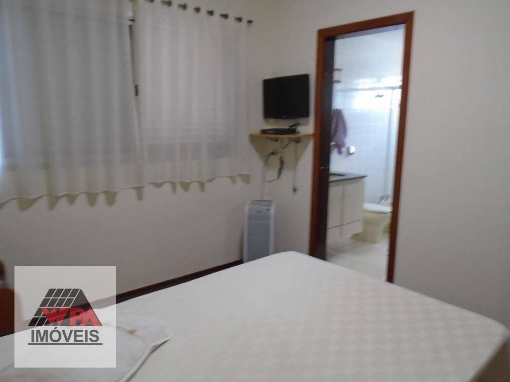 apartamento com 3 dormitórios à venda, 112 m² por r$ 395.000,00 - residencial boa vista - americana/sp - ap0448