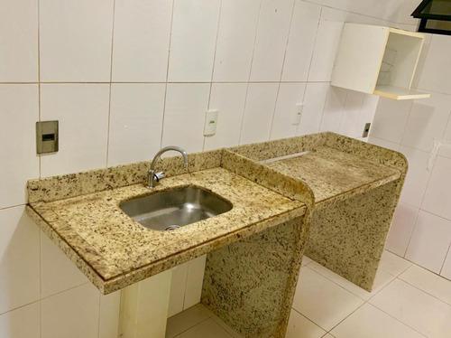 apartamento com 3 dormitórios à venda, 112 m² por r$ 449.000 - lagoa nova - natal/rn - ap0172