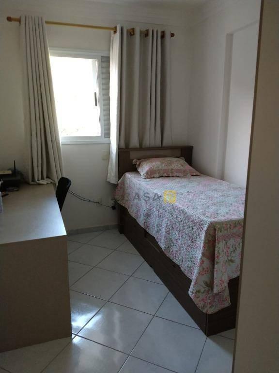 apartamento com 3 dormitórios à venda, 113 m² por r$ 550.000 - centro - sumaré/sp - ap0510