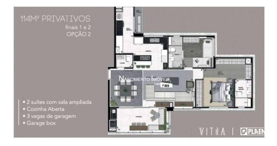 apartamento com 3 dormitórios à venda, 114 m² por r$ 1.315.000 - cambuí - campinas/sp - ap0592