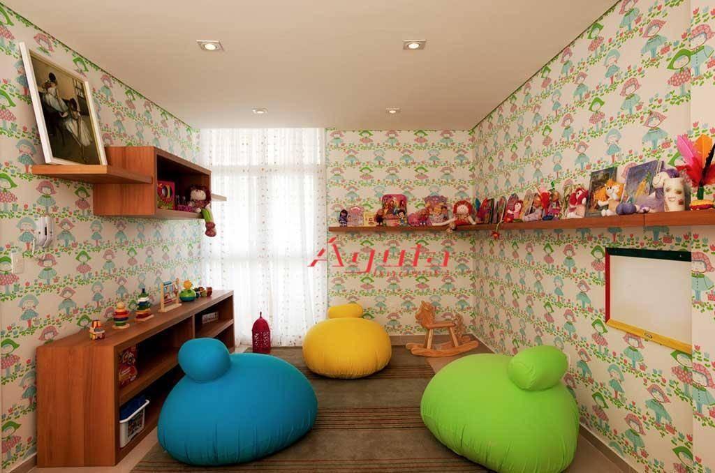 apartamento com 3 dormitórios à venda, 114 m² por r$ 779.000,00 - centro - santo andré/sp - ap1437