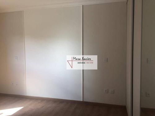 apartamento com 3 dormitórios à venda, 115 m² por r$ 680.000 - condomínio splendore residence - vinhedo/sp - ap0574