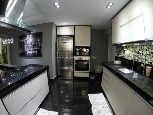 apartamento com 3 dormitórios à venda, 116 m² por r$ 640.000 - vila adyana - são josé dos campos/sp - ap1747