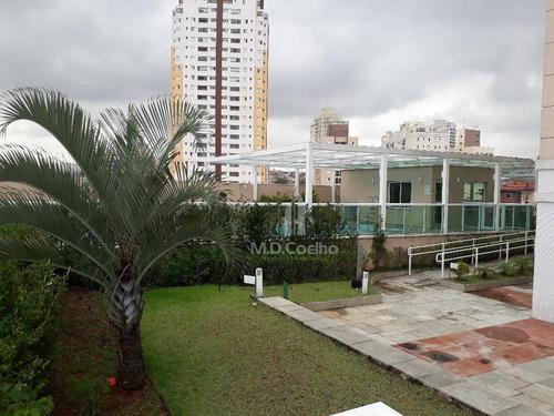 apartamento com 3 dormitórios à venda, 118 m² por r$ 1.210.000 - vila dom pedro ii - são paulo/sp - ap0125
