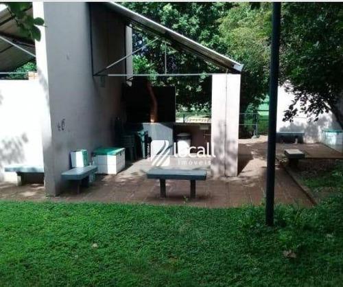 apartamento com 3 dormitórios à venda, 118 m² por r$ 450.000 - jardim vivendas - são josé do rio preto/sp - ap1736