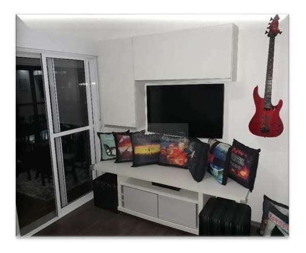apartamento com 3 dormitórios à venda, 118 m² por r$ 845.000,00 - vila baeta neves - são bernardo do campo/sp - ap2408