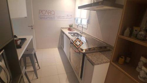 apartamento com 3 dormitórios à venda, 119 m² por r$ 1.248.520,00 - alto da lapa - são paulo/sp - ap36827