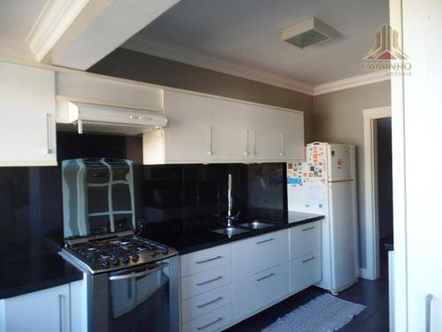 apartamento com 3 dormitórios à venda, 119 m² por r$ 750.000 - ap3703