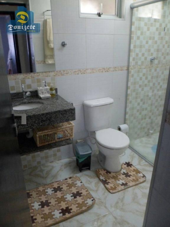 apartamento com 3 dormitórios à venda, 120 m² por r$ 340.000,01 - centro - santo andré/sp - ap8098