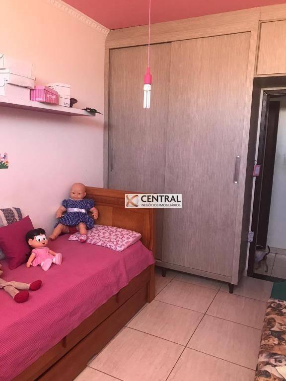apartamento com 3 dormitórios à venda, 120 m² por r$ 350.000,00 - amaralina - salvador/ba - ap2137