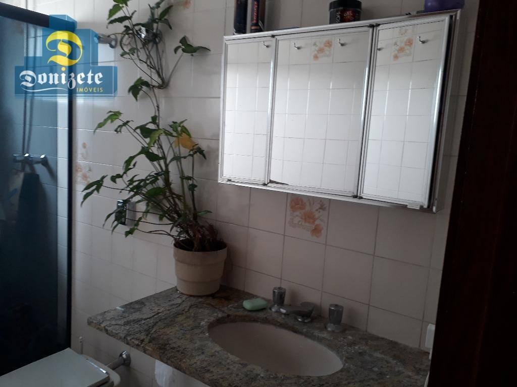 apartamento com 3 dormitórios à venda, 120 m² por r$ 429.000,00 - vila assunção - santo andré/sp - ap7599