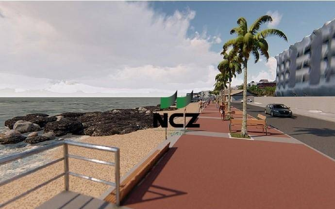 apartamento com 3 dormitórios à venda, 120 m² por r$ 570.000,00 - amaralina - salvador/ba - ap2399