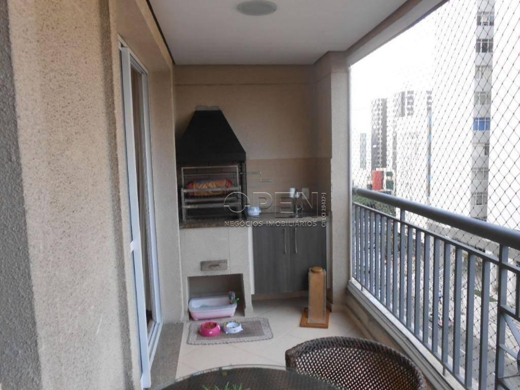 apartamento com 3 dormitórios à venda, 120 m² por r$ 800.000,00 - centro - santo andré/sp - ap6505
