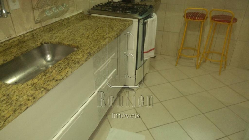 apartamento com 3 dormitórios à venda, 121 m² - centro - nova iguaçu/rj - ap0083