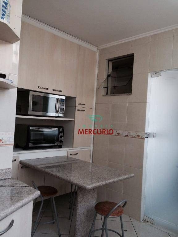 apartamento com 3 dormitórios à venda, 122 m² por r$ 500.000 - centro - bauru/sp - ap3042