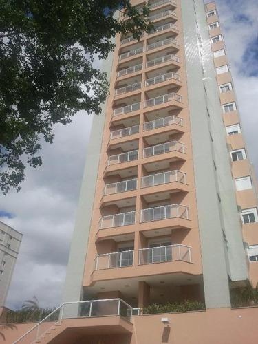 apartamento com 3 dormitórios à venda, 122 m² por r$ 750.000 - bairro jardim - santo andré/sp - ap8070