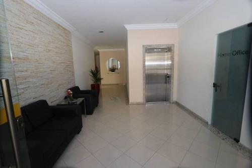 apartamento com 3 dormitórios à venda, 122 m² por r$ 830.000 - jardim do mar - são bernardo do campo/sp - ap58591