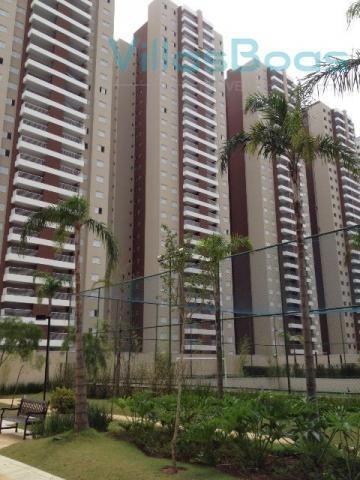 apartamento com 3 dormitórios à venda, 122 m² por r$ 835.000,00 - jardim das indústrias - são josé dos campos/sp - ap5177