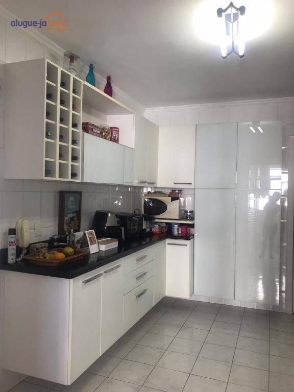 apartamento com 3 dormitórios à venda, 124 m² por r$ 600.000 - jardim satélite - são josé dos campos/sp - ap5564
