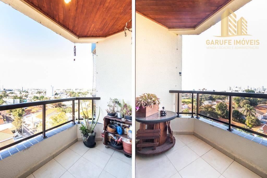 apartamento com 3 dormitórios à venda, 125 m² por r$ 350.000 - jardim das indústrias - são josé dos campos/sp - ap1384