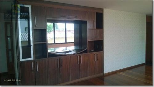 apartamento com 3 dormitórios à venda, 125 m² por r$ 550.000,00 - vila bastos - santo andré/sp - ap2784