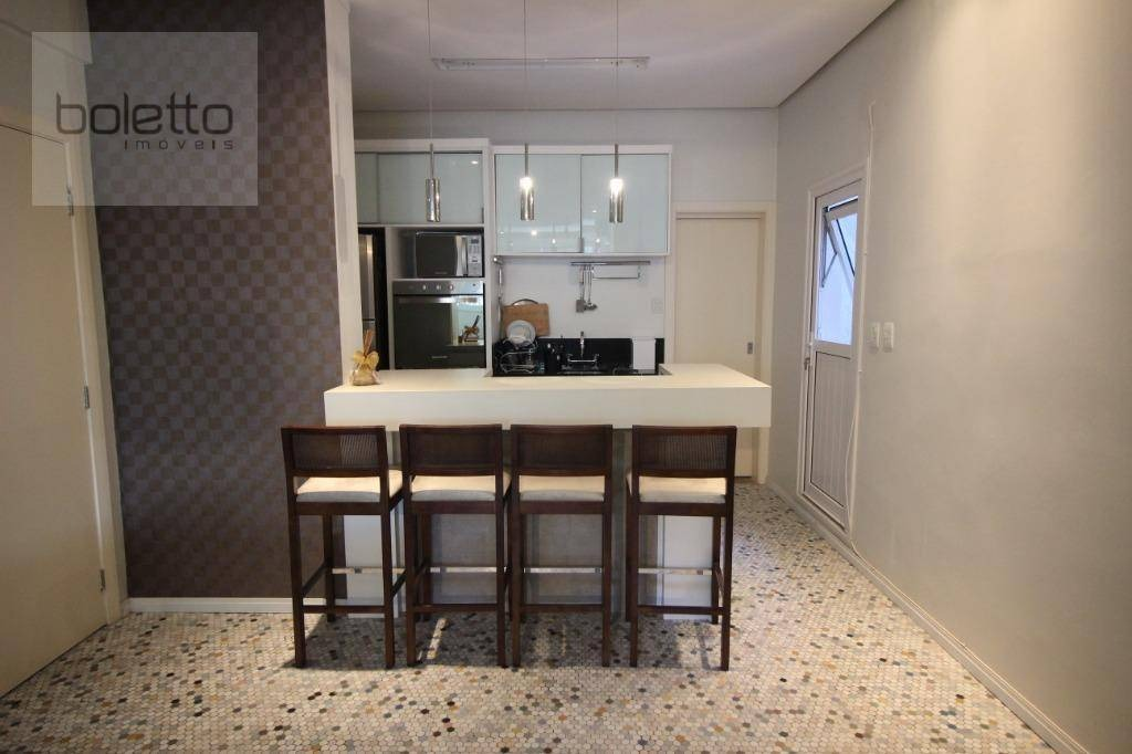 apartamento com 3 dormitórios à venda, 125 m² por r$ 750.000,00 - moinhos de vento - porto alegre/rs - ap1658