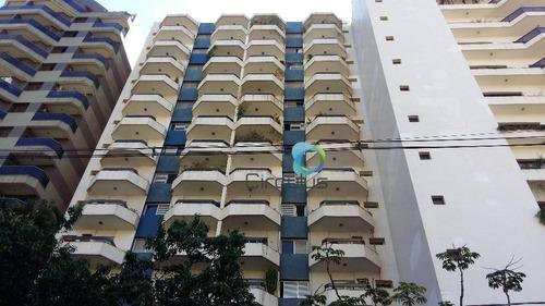apartamento com 3 dormitórios à venda, 127 m² por r$ 320.000 - centro - ribeirão preto/sp - ap1972