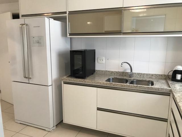 apartamento com 3 dormitórios à venda, 128 m² por r$ 889.000,00 - centro - santo andré/sp - ap2905