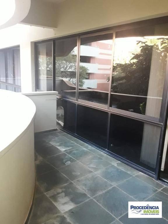 apartamento com 3 dormitórios à venda, 129 m² por r$ 550.000 - jardim vivendas - são josé do rio preto/sp - ap7210