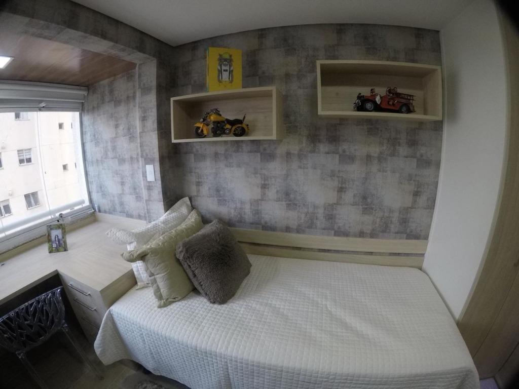 apartamento com 3 dormitórios à venda, 130 m²- centro - santo andré/sp - ap61915