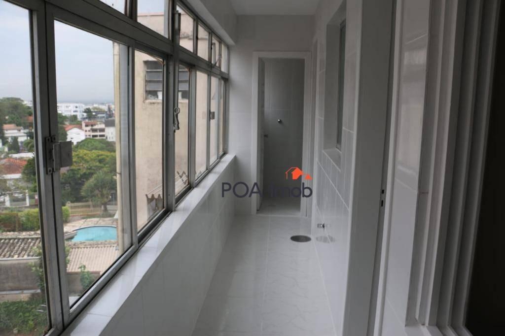 apartamento com 3 dormitórios à venda, 130 m² por r$ 425.000,00 - rio branco - porto alegre/rs - ap3298