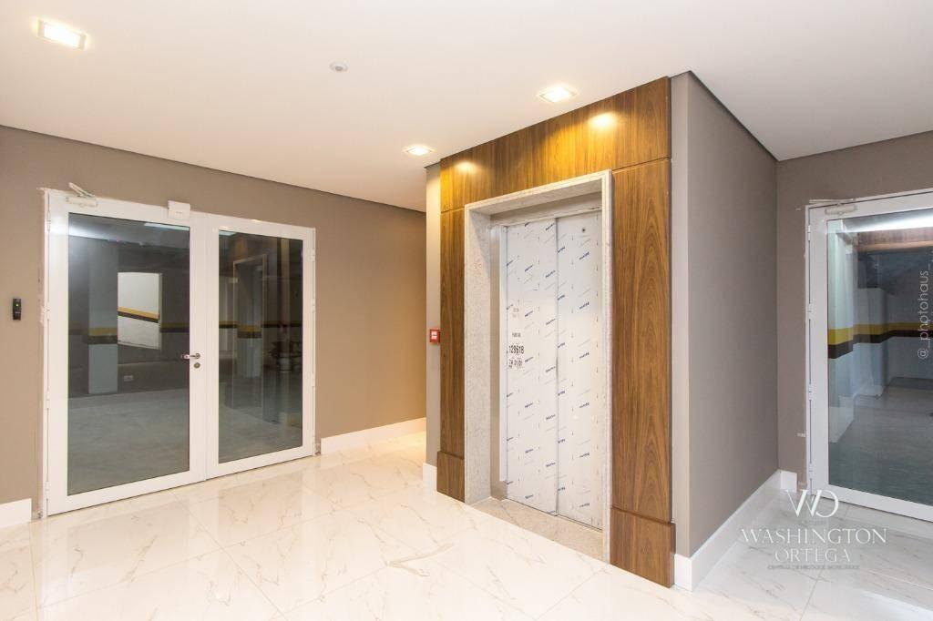 apartamento com 3 dormitórios à venda, 130 m² por r$ 814.583 - centro - são josé dos pinhais/pr - ap0396