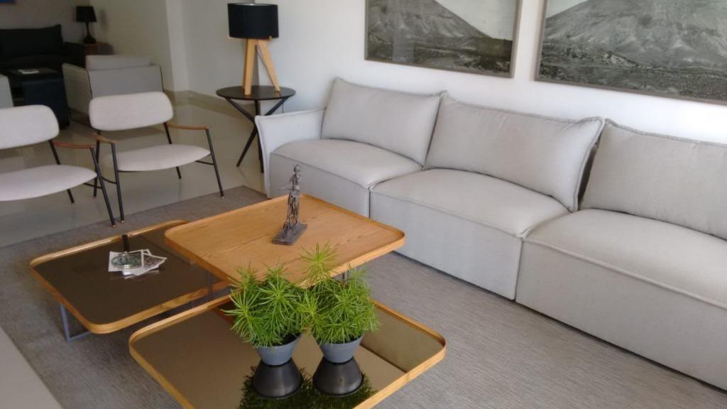 apartamento com 3 dormitórios à venda, 130 m² por r$ 850.000 - higienópolis - são josé do rio preto/sp - ap1672