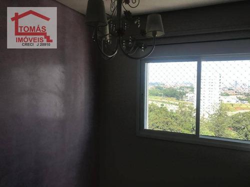 apartamento com 3 dormitórios à venda, 131 m² por r$ 1.180.000 - pirituba - são paulo/sp - ap1407
