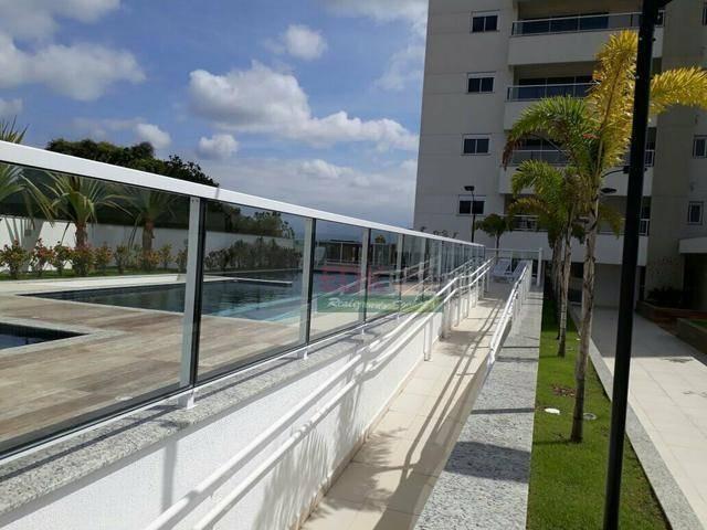 apartamento com 3 dormitórios à venda, 132 m² por r$ 595.000,00 - edifício maximus residence - pindamonhangaba/sp - ap0337